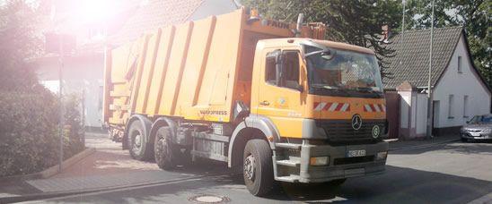 Müll Neuss müllabfuhr